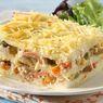 Resep Skotel Roti Tawar, Isi Sosis dan Sayuran