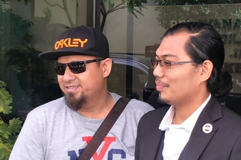 Kuasa Hukum dan Kakak Kandung Saipul Jamil Datangi Pengadilan Negeri Jakarta Utara