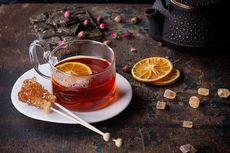 Resep Minuman Hangat Jeruk Jahe Madu, Lunturkan Lemak dan Rasa Enek