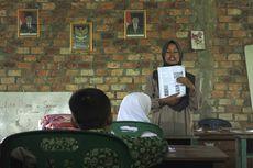 Kisah Siti Komariah, Guru Perbatasan di Palembang 2 Tahun Mengajar Tanpa Digaji