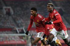 Jadi Pahlawan Manchester United, Rashford Cetak Rekor Bersejarah
