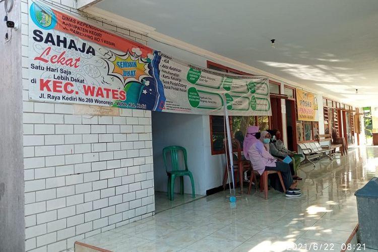 Program Sahaja Lekat di Kabupaten Kediri, Jawa Timur