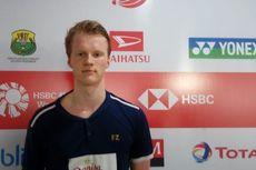 Kalahkan Kento Momota, Anders Antonsen Juarai Indonesia Masters 2019