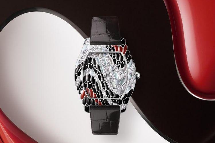 Cartier Libre Tortue Snake