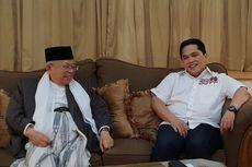 Aliansi Dosen UNJ Tolak Pemberian Gelar Doktor Honoris Causa Ma'ruf Amin dan Erick Thohir