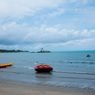 Wisata Bangka, Main Olahraga Air di Pantai Batu Bedaun
