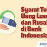 INFOGRAFIK: Syarat Tukar Uang Lusuh dan Rusak di Bank Indonesia