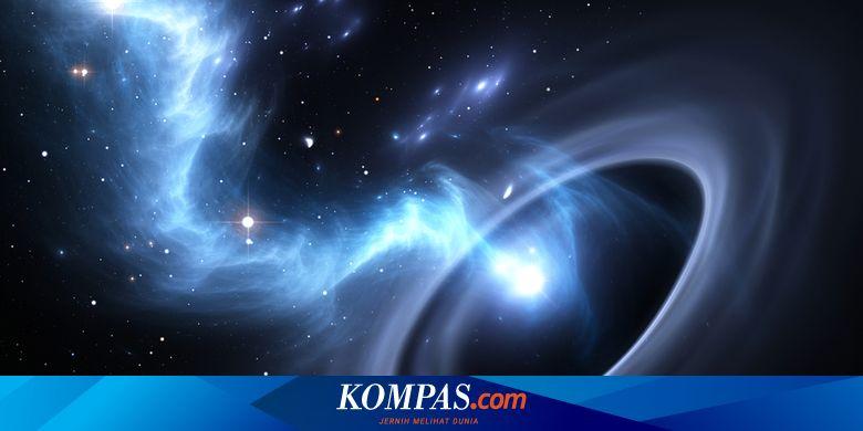 6 Galaksi Terjebak Lubang Hitam, Ini Hasil Para As