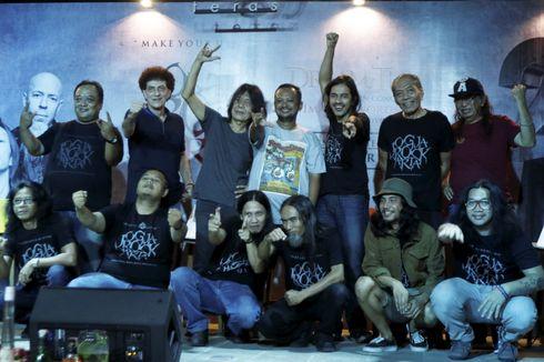 Death Vomit Ajak Gitaris Eross Candra Berkolaborasi di JogjaRockarta