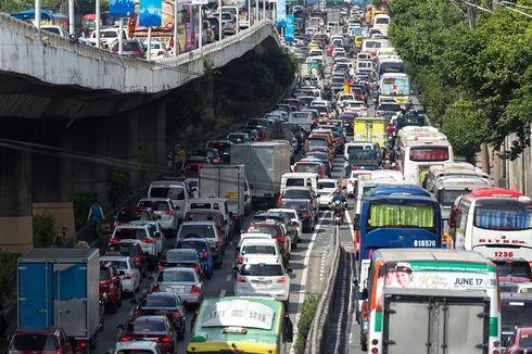 Buruknya Lalu Lintas Manila Bikin Presiden Duterte Menyerah