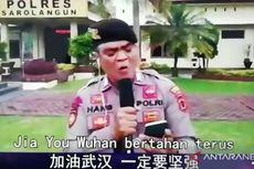 Semangati Lawan Corona, Polda Jambi Bentuk Band C-19, Polisi yang Nyanyikan Jiayou Wuhan Jadi Personel