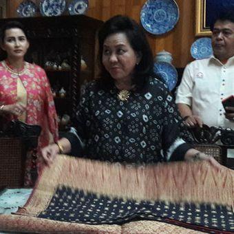 Lucianty, pemilik Grand Cordela Hotel Muba-Sekayu, Sumatera Selatan.