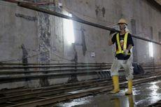Dana Konstruksi MRT Fase Dua Bertambah Jadi Rp 38 Triliun