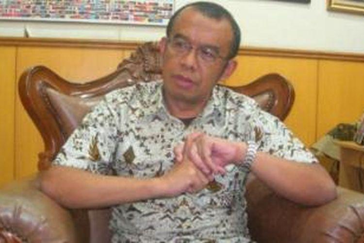 Deputi V Bidang Harmonisasi dan Kemitraan Kemenpora Gatot S Dewa Broto.