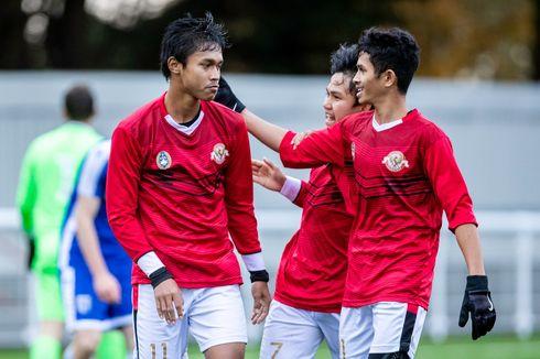 Garuda Select Vs Torino U-17, Bagus Kahfi dkk Petik Kemenangan