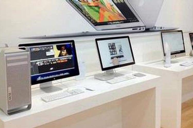 Komputer bersistem operasi Mac dari Apple