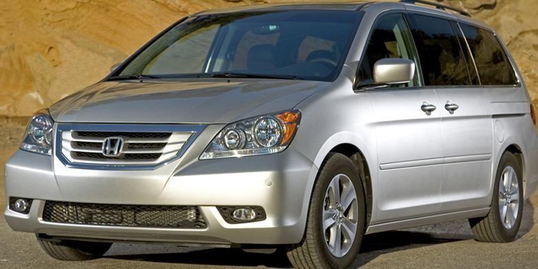 Odyssey 2008, salah seri model yang masuk dalam daftar recall.