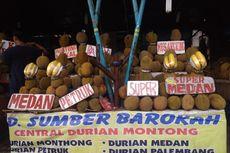 5 Tips Berburu Durian di Sentra Kuliner Durian Kalibata