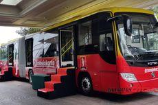Solusi Kenaikan Harga BBM, Pemotor Diajak Gunakan Bus Baru Transjakarta