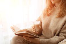 Tak Hanya Tambah Ilmu, Baca Buku Bisa Perpanjang Umur