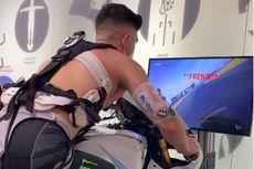 Vinales Latihan Pakai Simulator Biomekanik
