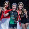 5 Atlet ONE Championship Asal Indonesia Terpopuler di Instagram