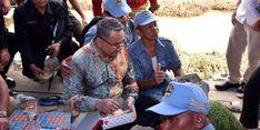 HUT Indonesia di Sebatik, dari Pasar Murah sampai Layanan Kesehatan