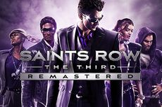 Epic Games Store Gratiskan Game Saints Row: The Third Remastered