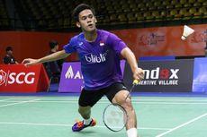 Thailand Masters 2019, Firman dan Alfian/Gischa ke Perempat Final