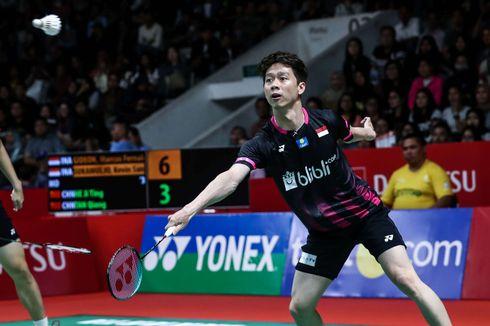 BREAKING NEWS - Positif Covid-19, Kevin Sanjaya Batal ke 3 Turnamen Thailand