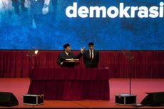 Prabowo-Sandiaga Lakukan Simulasi Debat di Hambalang