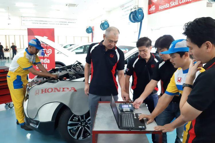Honda Skill Contest 2020