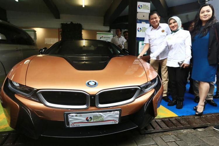 BMW dukung Green Energy Station Pertamina