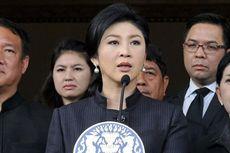 Kembali Masuk Kantor, PM Yingluck Masih Panen Unjuk Rasa