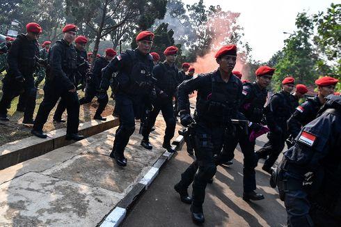 Kontras: Keterlibatan Koopssus Tangani Terorisme Harus Tunduk pada UU TNI