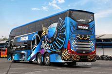Bus Tingkat Pertama dari Setiap Karoseri di Indonesia
