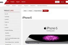 Telkomsel: iPhone 6 Masuk Indonesia Awal Februari