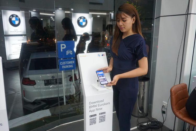 BMW Eurokars App
