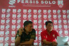 Freddy Muli Jadi Pelatih Sekaligus Manajer Persis Solo