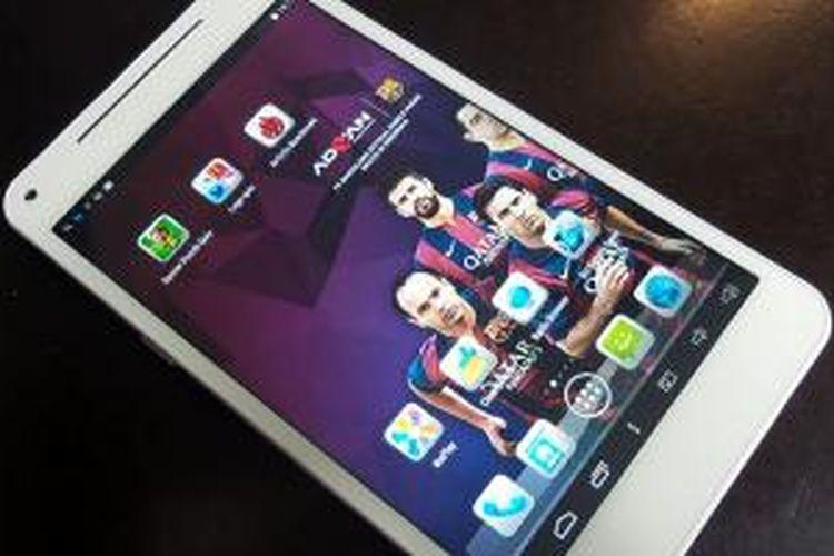 Smartphone Android Advan Barca.