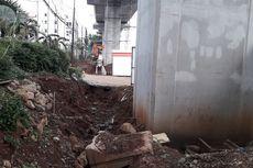 Sehari Setelah Diinspeksi Anies, Begini Kondisi Proyek LRT Jabodebek