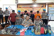Polisi Tetapkan 3 Tersangka Perusakan Mobil di Stadion Mandala Krida