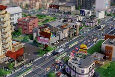 Cari Inspirasi, Risma Wali Kota Surabaya Main SimCity