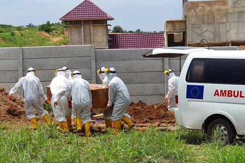 Sederet Kasus Warga Tolak Pemakaman Jenazah Pasien Covid-19 di Berbagai Daerah