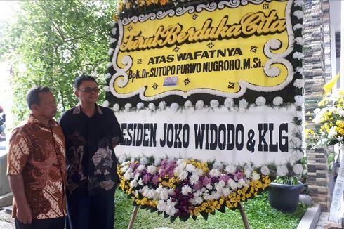 Senin Pagi, Jenazah Sutopo Dibawa Ke Boyolali untuk Dimakamkan