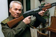 Biografi Tokoh Dunia: Mikhail Kalashnikov, Pencipta AK-47 Senjata Paling Mematikan di Dunia