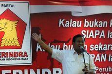 Fadli Zon: Prabowo Sudah Bertemu Wiranto