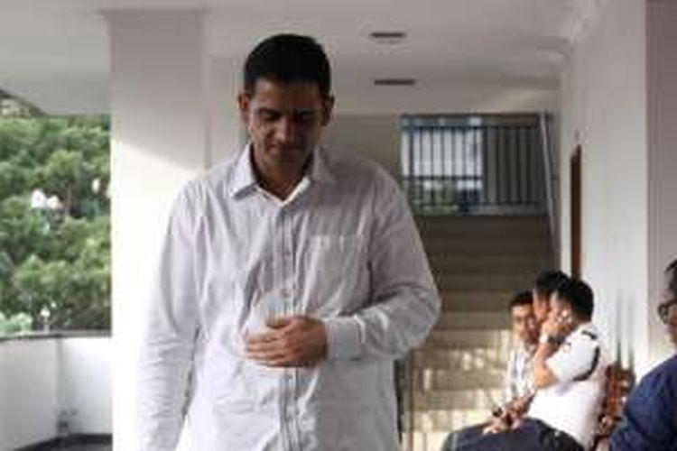 Mantan Bendahara Umum Partai Demokrat, Muhammad Nazaruddin menjalani persidangan di Pengadilan Tipikor Jakarta dengan agenda pembacaan putusan, Rabu (15/6/2016). Nazaruddin yang juga sudah menjadi terpidana dalam kasus korupsi wisma atlet itu, divonis oleh majelis hakim Tipikor dengan hukuman penjara 6 tahun dan denda Rp 1 miliar subsider kurungan 1 tahun atas kasus tindak pidana pencucian uang (TPPU).