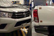 Bocor, Tampang Baru Toyota Fortuner dan Hilux!