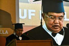 Jusuf Kalla Dianugerahi Doktor Honoris Causa oleh ITB